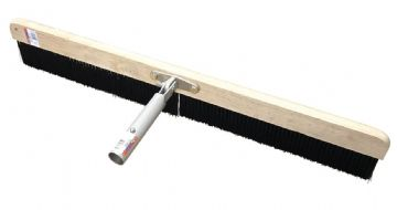 "Kraft Wooden Concrete Finishing Broom 36"" (915mm)"
